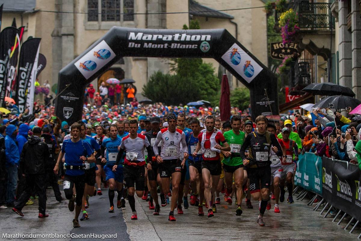 Mont Blanc Marathon 2019 Sports Tours International
