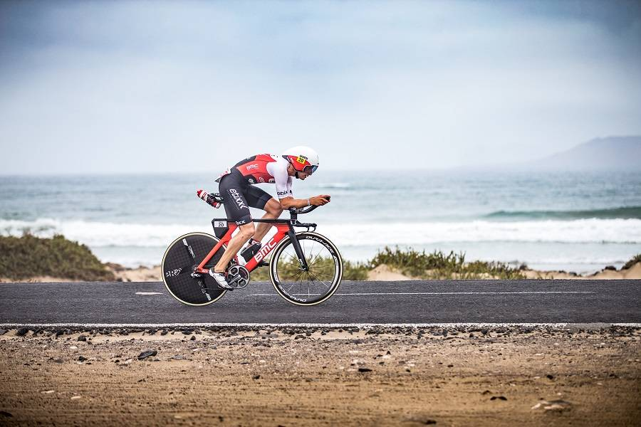 Ironman Lanzarote Cycling stage