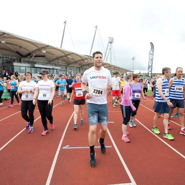 UKFast Manchester 10k Corporate cup