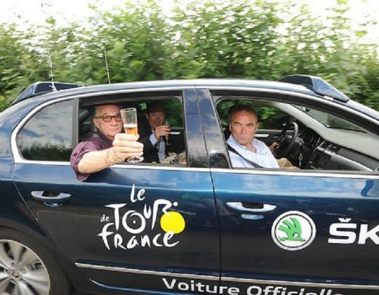 Tour De France one day VIP experiences