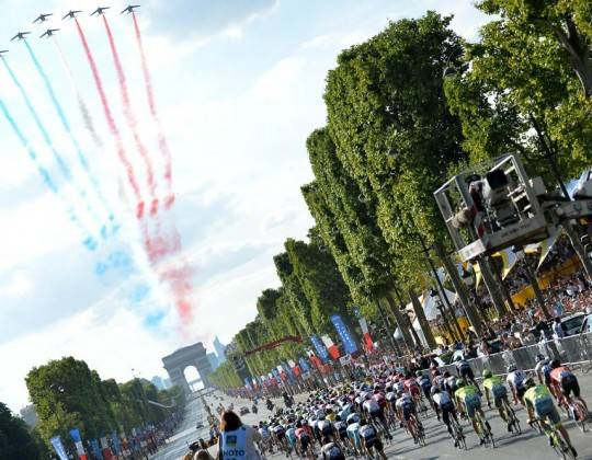 Tour de France Final stage - 21 - Chantilly / Paris