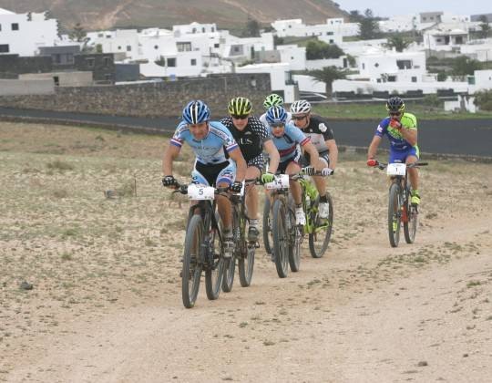 Mountain Bike in Lanzarote