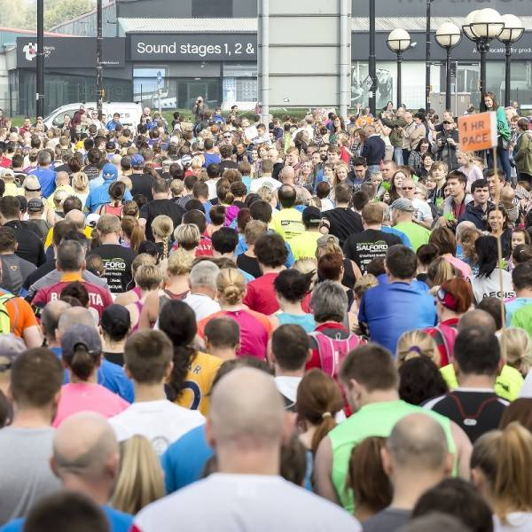 Running events in the UK