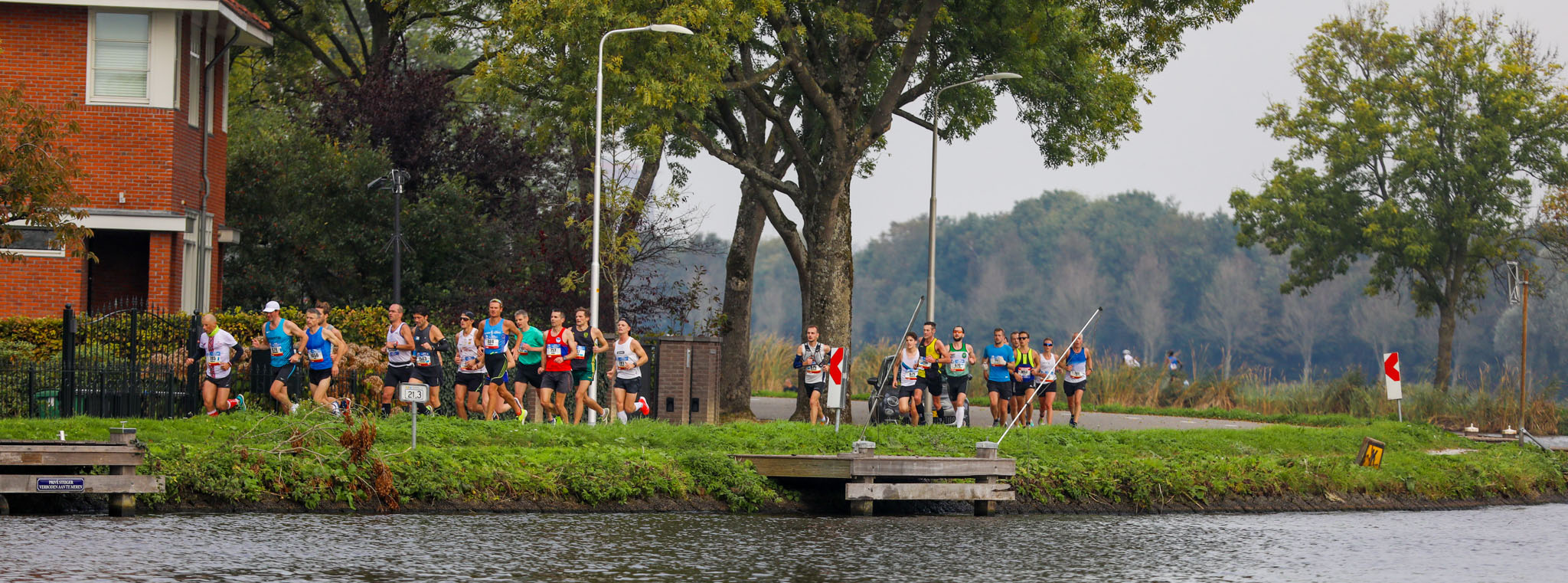 Spiksplinternieuw TCS Amsterdam Marathon 2020 | Sports Tours international YV-63