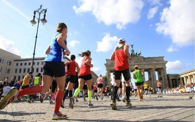 16th Sept 2018 - BMW Berlin Marathon - Guaranteed entry & accommodation