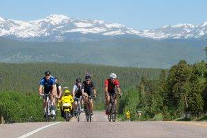 Haute Route Rockies Berthoud Pass