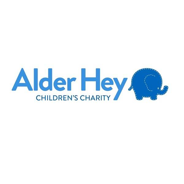 Alder Hey Official Charity partners