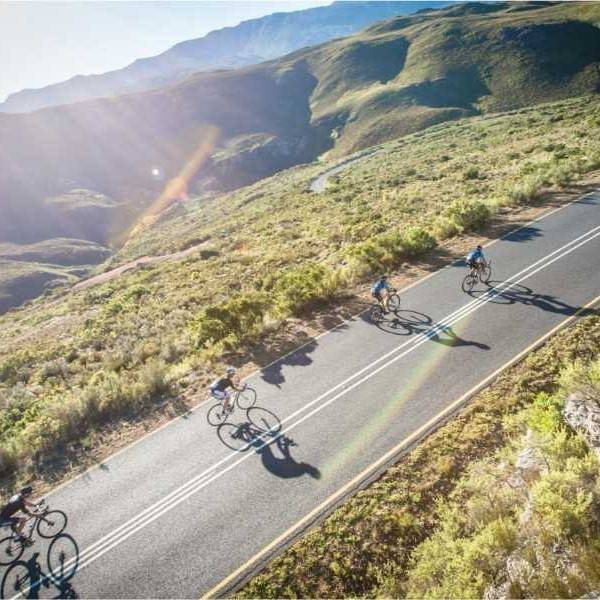 South African road cycling