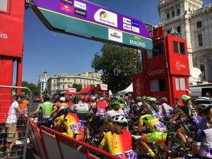Vuelta ladies start