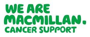 Macmillan Cancer Research LOGO