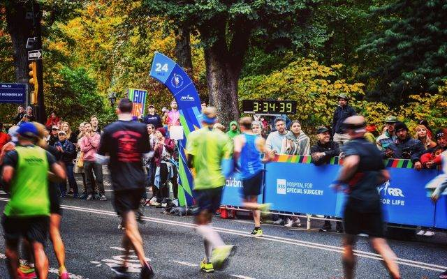 4th Nov 2018 - TCS New York Marathon - Our packages are live!