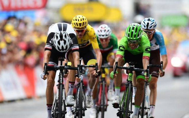 7th - 29th July - Tour de France - Witness cycling's most famous race.