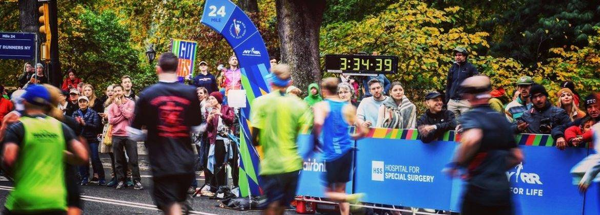 4th Nov 2018 - TCS New York Marathon - 2017 was fantastic. Run with us in 2018.