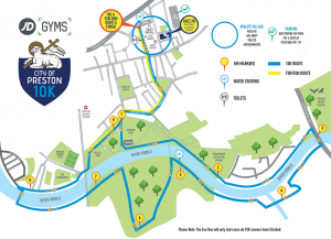 preston 10k new route - for site