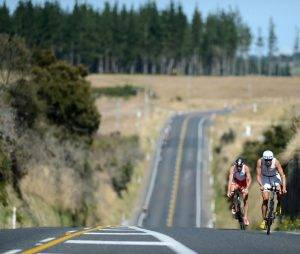 Ironman NZ bike hill