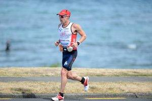 Ironman NZ run