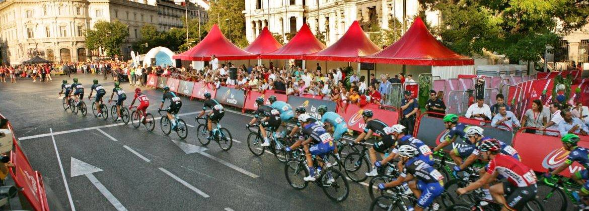 25 Aug -16 Sep - La Vuelta a España - Witness the battle for the red jersey in style!