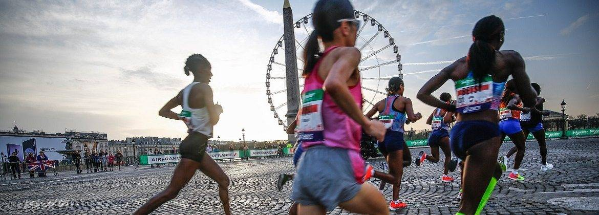 14th April 2019 - Paris Marathon - Run through the famous avenues of the French capital