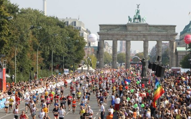29th Sep 2019 - BMW Berlin Marathon - Missed out in the Ballot?