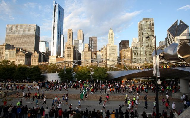 13th Oct 2019 - Bank of America Chicago Marathon - Run on a flat and fast course in the