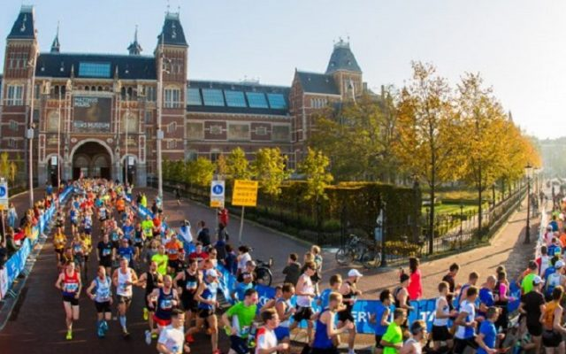 20th October - TCS Amsterdam Marathon - A new trip for us this year!
