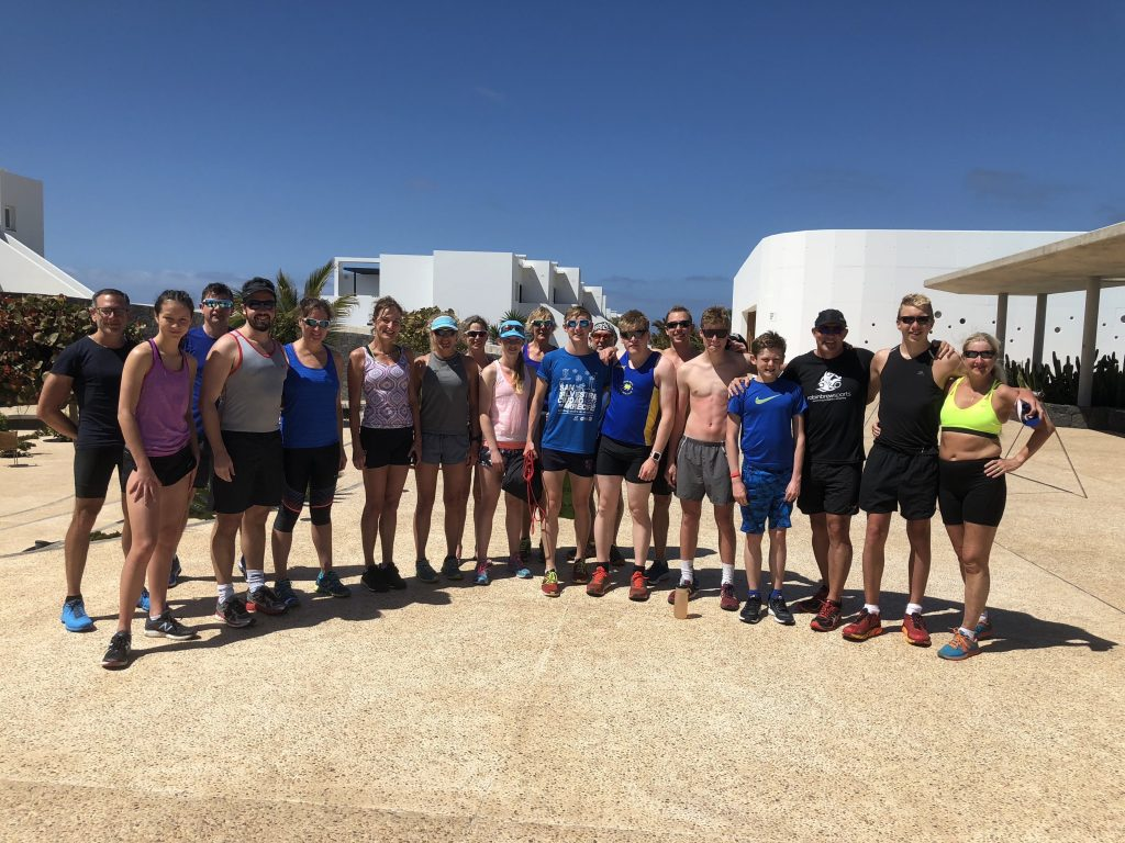 Winter Warm Weather Training Camp! Q&A with experienced