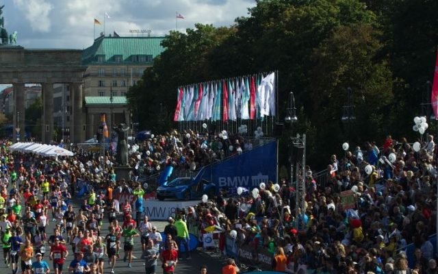 27th Sept 2020 - BMW Berlin Marathon - Guarantee your entry now!